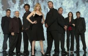 Actores del reparto de CSI Las Vegas